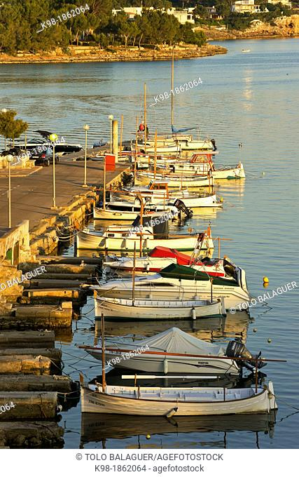 Sa Capella ties Porto Colom Felanitx Majorca Balearic Islands Spain