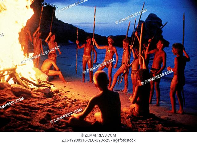 RELEASE DATE: March 16, 1990  MOVIE TITLE: Lord of the Flies  STUDIO: Nelson Entertainment  DIRECTOR: Harry Hook  PLOT: Adapted from William Golding's novel of...