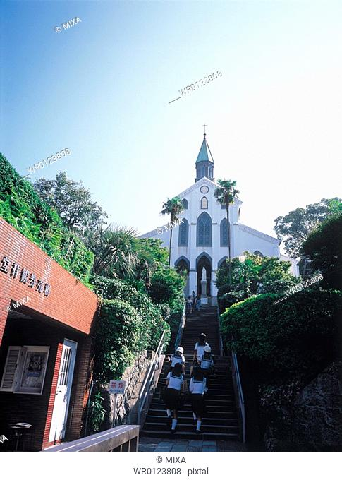 Oura Tenshudo, Nagasaki Prefecture, Japan