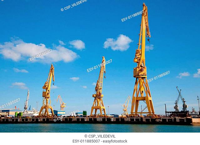 Dockyards of C�diz