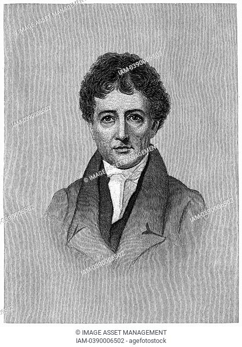Charles Lamb 1775-1834 English essayist, c1880  Lamb used the pseudonym 'Elia'  With his sister Mary he wrote 'Tales from Shakespeare' 1807 for children...