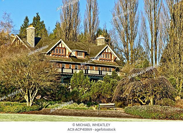 Burnaby Art Gallery, Ceperley House Deer Lake Park, Burnaby, British Columbia, Canada