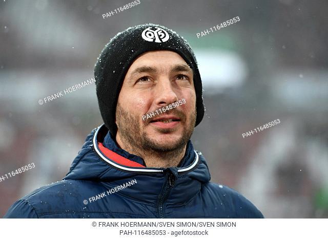 Sandro SCHWARZ, coach (1. FSV FSV FSV Mainz 05), single image, single cut motif, portrait, portrait, portrait. Football 1st Bundesliga, 20 matchday, matchday20