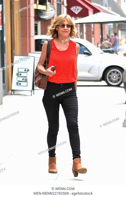 Christine Lahti goes shopping in Beverly Hills Featuring: Christine Lahti Where: Los Angeles, California, United States When: 21 Aug 2015 Credit: WENN