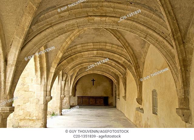 Ancient Convent Cordeliers Order Old Aix Aix en Provence 13 France