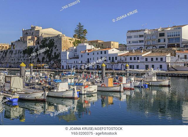 Ciutadella, Balearic Islands, Spain, Europe