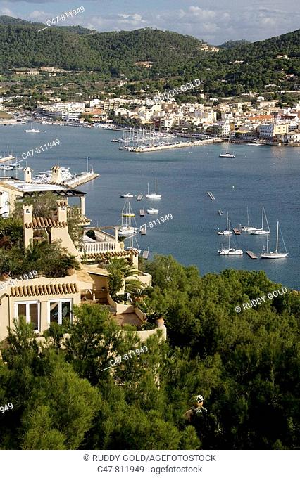 Spain, Majorca, Port d'Andratx