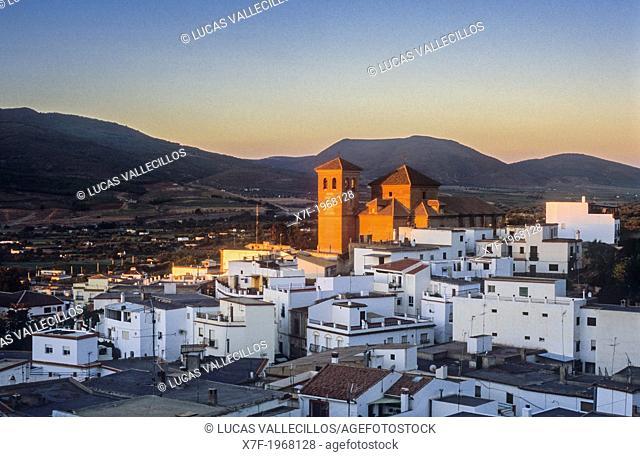 Laujar de Andarax.Alpujarras, Almeria province, Andalucia, Spain