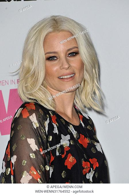 Women In Film 2017 Crystal and Lucy Awards held at The Beverly Hilton Hotel - Arrivals Featuring: Elizabeth Banks Where: Los Angeles, California