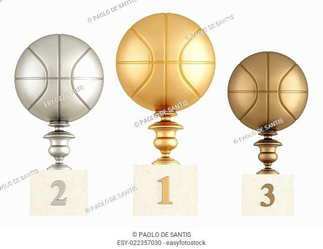 basket podium