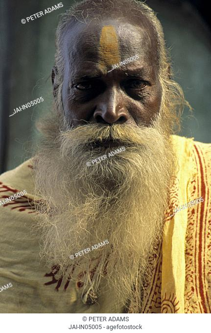 Holy Man, Rajasthan, India