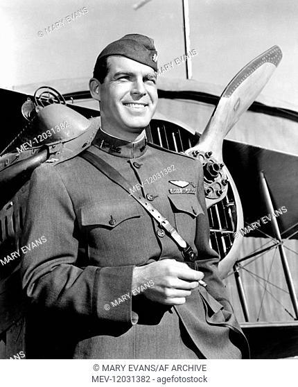 Fred Macmurray Characters: Captain Edward Rickenbacker Film: Captain Eddie (1945) Director: Lloyd Bacon 19 June 1945