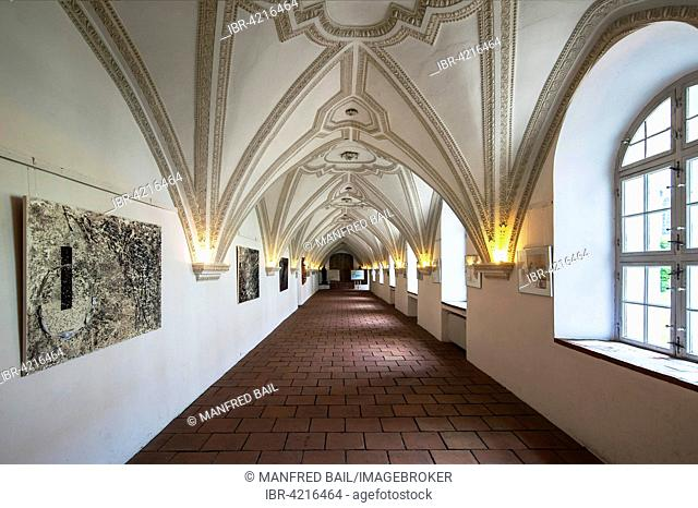 Cloister Benediktbeuern, Bavaria Kloster, Germany