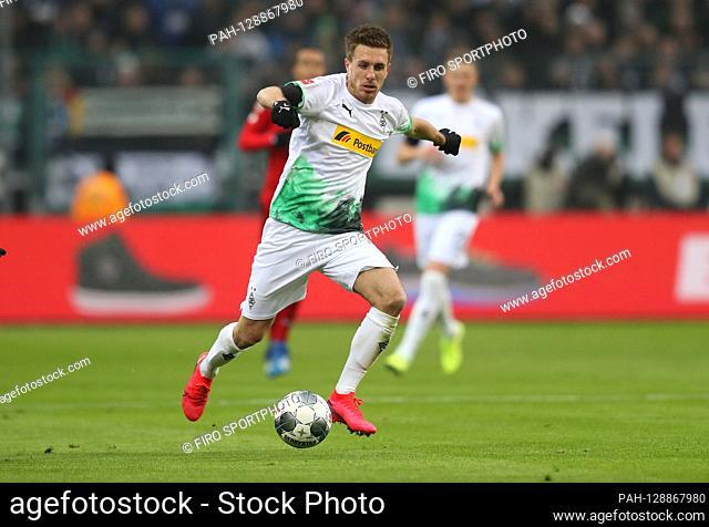 Firo 25 01 2020 Football 2019 2020 1 Bundesliga Vfl Borussia Monchengladbach Gladbach Stock Photo Picture And Rights Managed Image Pic Pah 128867980 Agefotostock