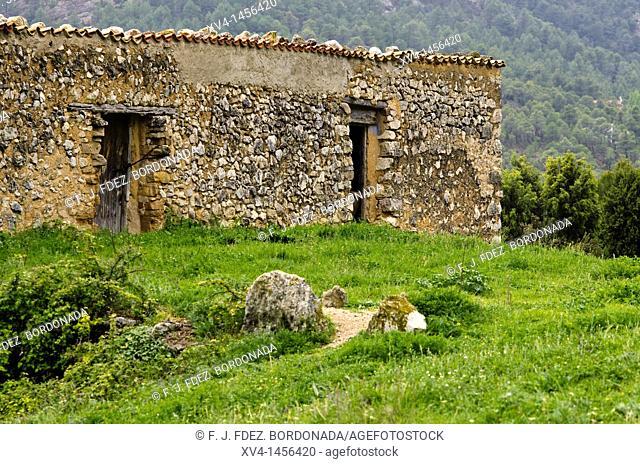 De la Pena reservoir  Beceite  Matarraña  Teruel, Aragon  Spain