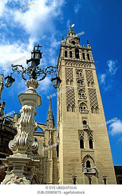 Cathedral Bell tower, Plaza Virgen de los Reyes