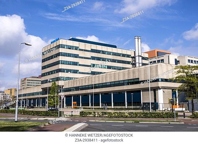 Former Philips building at Strijp-S, Eindhoven, The Netherlands, Europe
