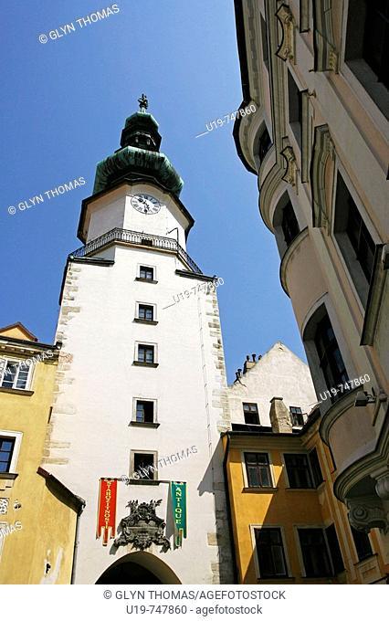 Michalská Brána, Bratislava, Slovakia