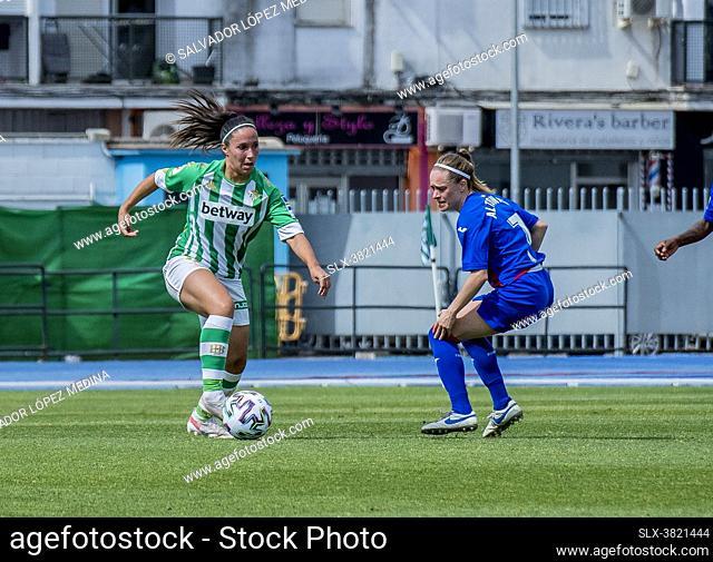 Jornada 29 de la Liga Iberdrola. Betis Feminas vs SD Eibar Femenino. Estadio Felipe del Valle
