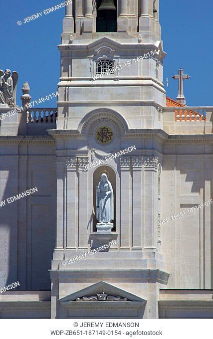 Basilica, Fatima, Portugal