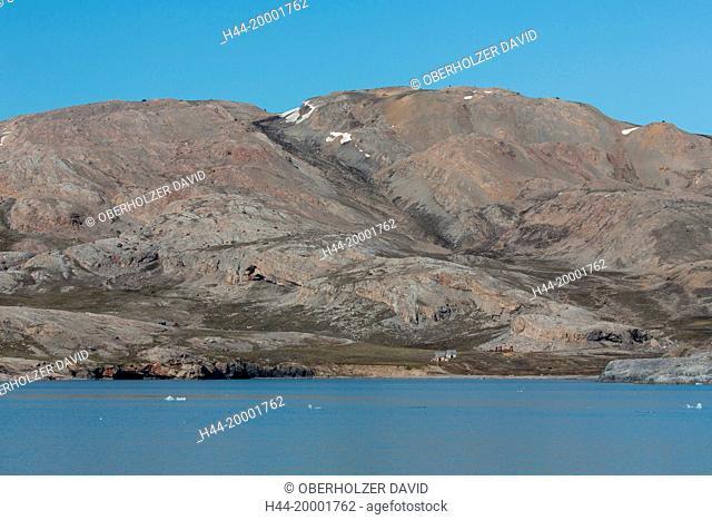 Spitsbergen, Svalbard, Blomstrandhalvoya