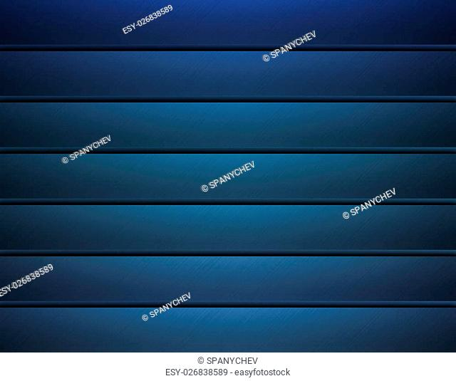 Abstract blue background for technology, business, computer or electronics products. Illustration for artworks and posters