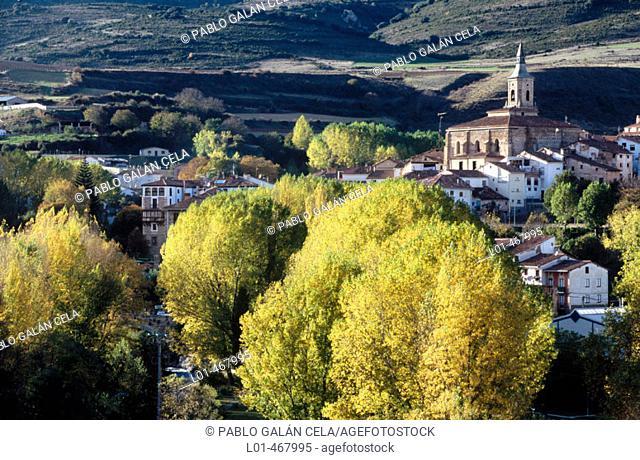 Torrecilla en Cameros. La Rioja. Spain