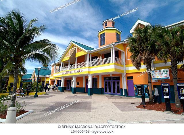 Festival Place, Nassau, New Providence Island, Bahamas
