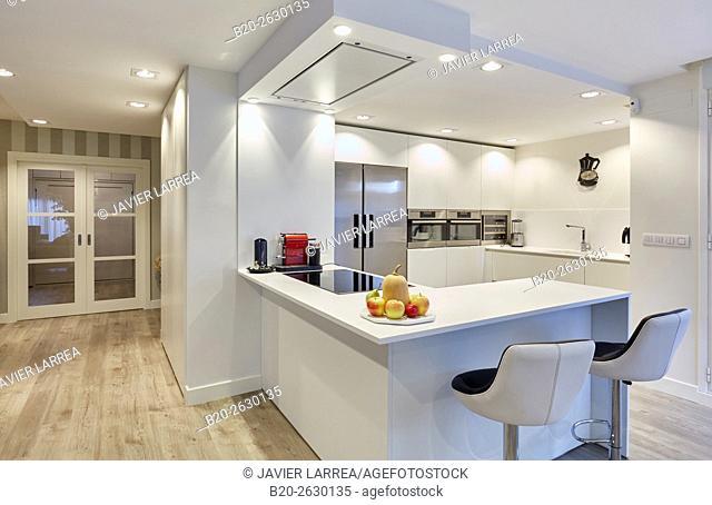 Kitchen, Interior decoration, Home