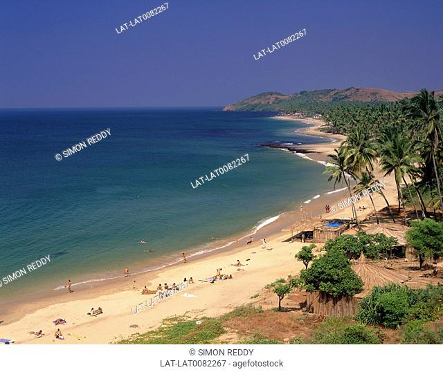 Bardez is the name of a region in North Goa. The beaches along the coast of this region are lined with thatched huts and beach bars and have become a popular...