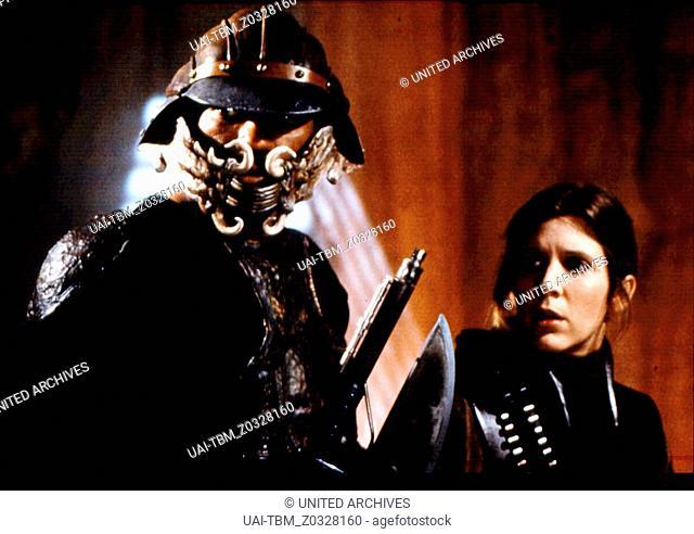 Star Wars: Episode VI - Rückkehr der Jedi-Ritter / Carrie Fisher / Billy Dee Williams / Die Rückkehr der Jedi-Ritter - Special Edition