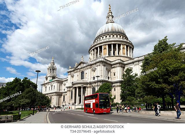 St. Paul's Cathedral London, Great Britain