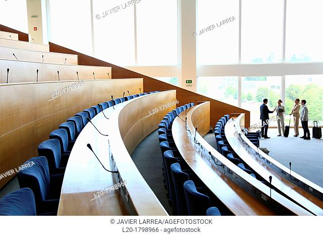 Business, San Sebastian Technology Park, Donostia, San Sebastian, Gipuzkoa, Basque Country, Spain