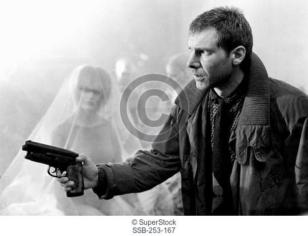 Harrison Ford, Blade Runner, 1982