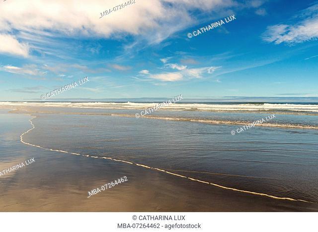 Pacific Coast, Cannon Beach, low tide