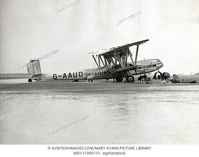 Imperial Airways Handley Page Hampden