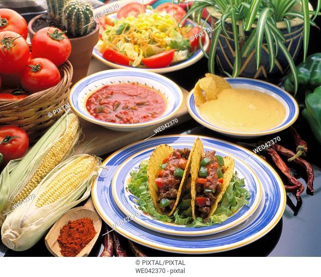 Tacos, Tex-Mex cuisine
