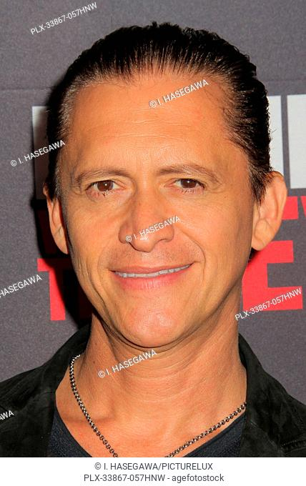 "Clifton Collins Jr. 09/16/2019 """"Running with the Devil"""" premiere held at Writers Guild Theater in Beverly Hills, CA Photo by I"