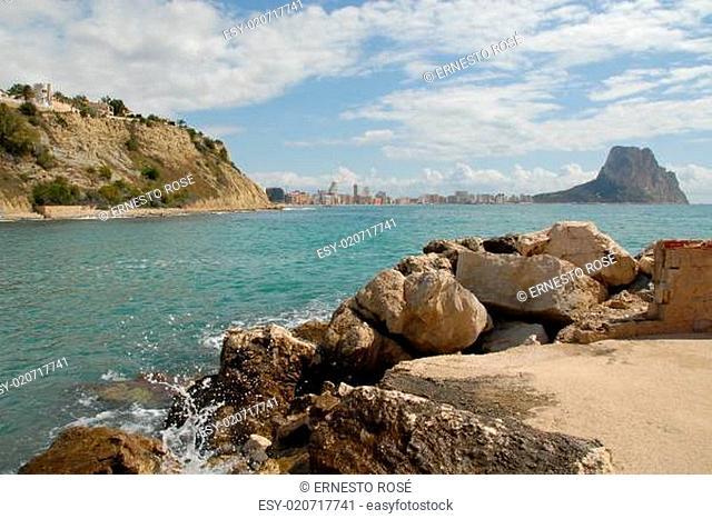 SPANIEN - CALPE - COSTA BLANCA