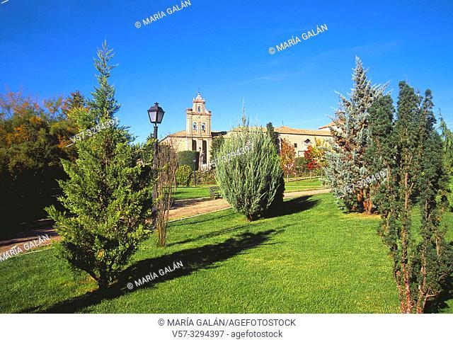 La Encarnacion monastery. Avila, Spain