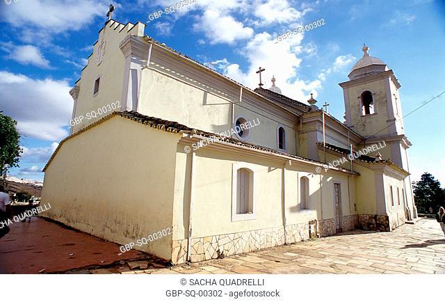 Rosario Church, São Thome das Letras- Minas Gerais