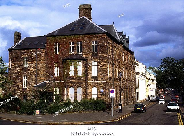 Fenderesky Gallery, Crescent Arts Centre, Belfast, Ireland, Gallery for contemporary Irish artists