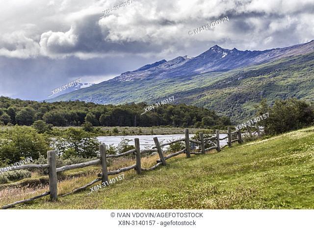 Tierra del Fuego National park, Isla Grande del Tierra del Fuego, Tierra del Fuego, Antartida e Islas del Atlantico Sur, Argentina
