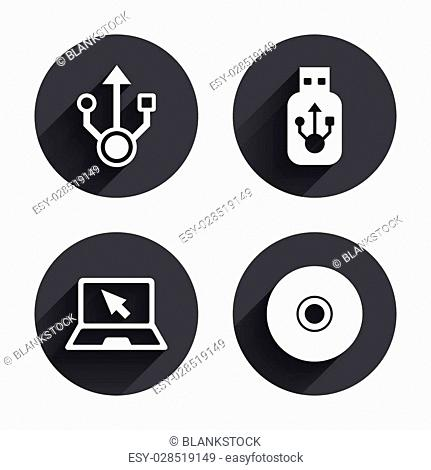 Cd and usb drive Stock Photos and Images | age fotostock