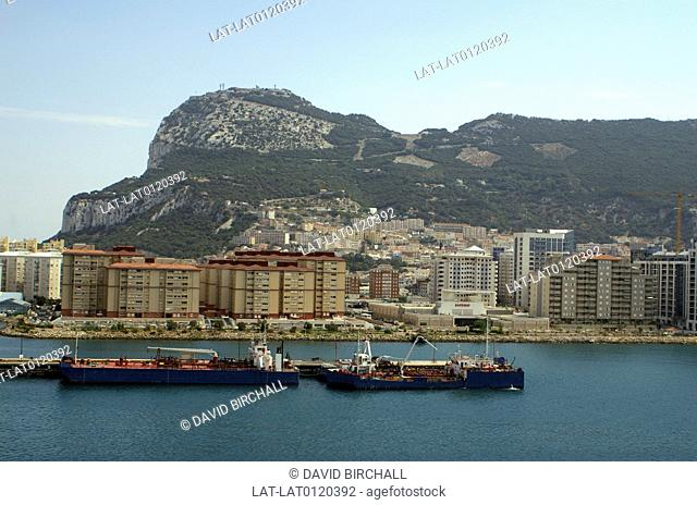 The British colony of Gibraltar known as 'the rock' is found at the southernmost tip of Spain facing Morocco. It's a striking mass of limestone with a pleasant...