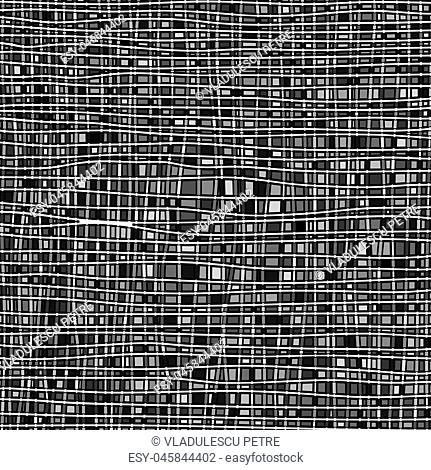 gray geometric forms(pattern)