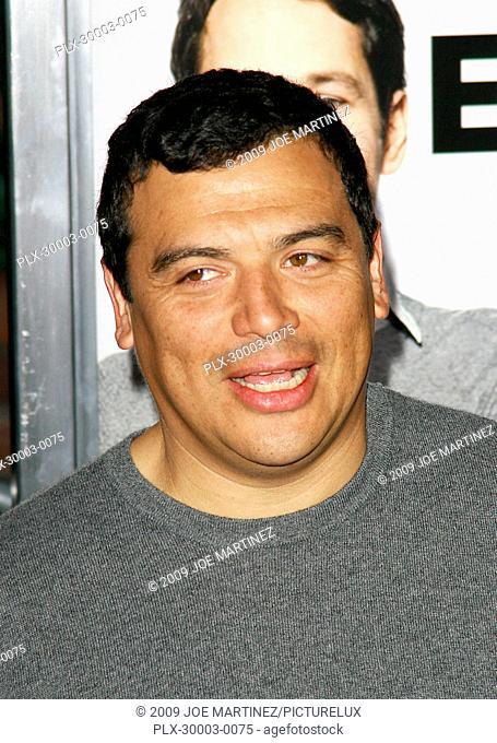 I Love You, Man Premiere Carlos Mencia 3-17-2009 / Mann's Village Theater / Westwood, CA / DreamWorks Pictures / Photo by Joe Martinez