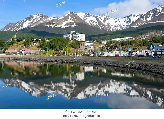 Ushuaia, Fireland, Patagonia, Argentina, South America