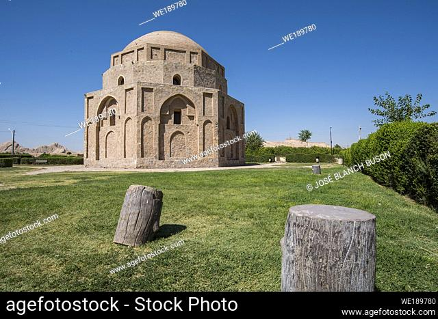Jabalieh dome at Kerman, Iran