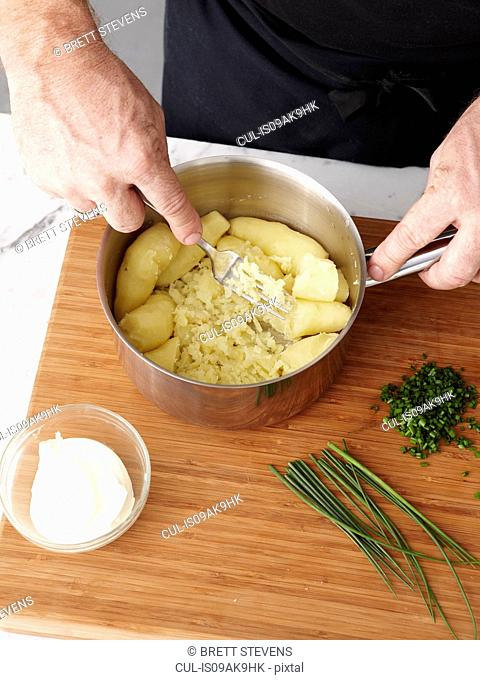 How to make Rolled Rare Lamb Ratatouille Step 09